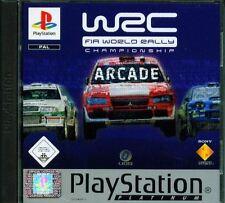 Playstation 1 + 2 WRC FIA WORLD RALLY CHAMPIONSHIP *NEU