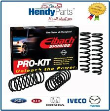 GENUINE FORD MONDEO MK4 2008 - EIBACH PRO LOWERING SPRING KIT 1.6 AND 2.0 PETROL