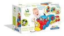 New Clementoni Disney Mickey Mouse Disney Baby Activity Train