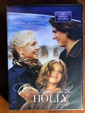 Christmas With Holly  (DVD, 2012) - HALLMARK  Hall of Fame New Free Ship