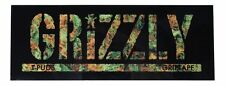 """Grizzly Griptape Torey Pudwill T-Puds Kush Weed 8"""" Sticker NEW"""