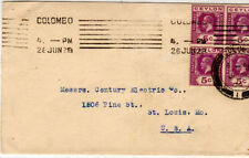 Colony Used George V (1910-1936) British Air Mails Stamps