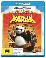 Kung Fu Panda (3D ONLY - No Blu Ray 2D)