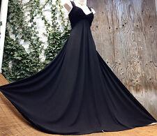 BNWT Glamorous MONSOON *Elin* ruched Dita bodice black maxi dress size 14