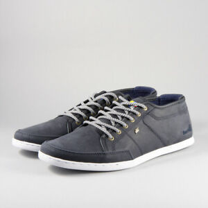 Boxfresh Sparko Premium  Har Leather - Navy