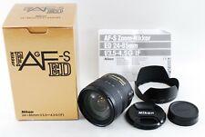 Excellent++++ Nikon AF-S 24-85mm F3.5-4.5G (IF) ED from Japan 1326