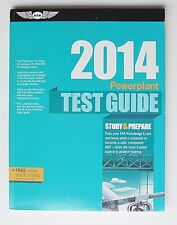 Powerplant Test Guide, 2014