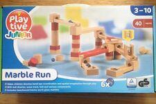 Play Tive  Junior Marble Run Wooden