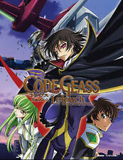 Code Geass: Lelouch of the Rebellion - Season 1 and 2 (Blu-ray, w/ art cards)