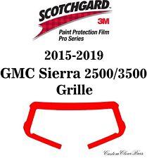 3M Scotchgard Paint Protection Film Pro Series 2015 - 2019 GMC Sierra 2500 3500