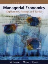 Managerial Economics: Applications, Strategies and Tactics with Economic Applica