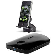 Radar Voice Alert Bluetooth iPhone Police Speed Detector Sensor Laser Camera New