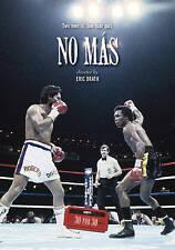 No Más (DVD, 2014) Roberto Duran-Sugar Ray Leonard LIKE BRAND NEW! L@@K!! WOW!!!
