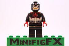 Lego CAPTAIN HYDRA Custom Minifig Marvel Captain America Steve Rogers Avengers