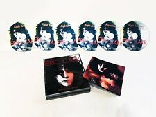 ERIC CARR KISS LIVE & RARITIES THROUGH THE YEARS 6 CD