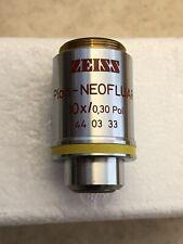 Zeiss Plan Neofluar 10x03 Pol 440333