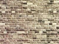 NOCH 57530 - Muro in pietra cartoncino in rilievo 3D. H0
