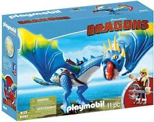 Playmobil 9247 DreamWorks Dragons Astrid and Stormfly Special Buy