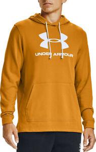 Under Armour Sportstyle Terry Logo Hoodie, Sweatshirt Jumper Hoody 1348520