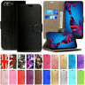 Flip Leather Card Wallet Stand Cover Phone Case For Huawei Honor 7 8 9 10 20