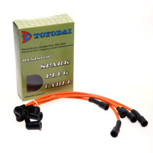 IGNITION WIRE FIT FOR DATSUN 1300 SS 520 620 410 411 510 J13 ENGINE NEW