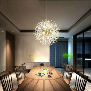 Modern Dandelion Chandelier LED Firework Pendant Lamp Ceiling Light Home Decor