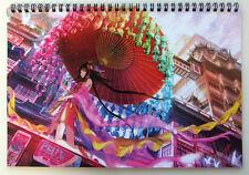 Wall Calendar 2018 (12 sheets A4) Anime Kawaii Lover Manga A-709
