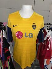 More details for rare boca juniors football shirt authentic nike