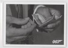 2013 Goldfinger Throwbacks #067 After preparing a warning message Card 2o7