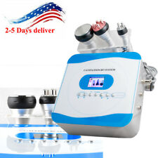 3-1 Ultrasonic 40K Cavitation Radio Frequency Slim SPA Tripolar Power Machine US