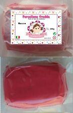 PORCELLANA  FREDDA ( pasta di mais ) da modellare  250g - made in italy-