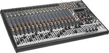 Behringer SX2442FX mint 24-Channel Mixer Board w/ Effects & Feedback Detection