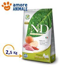 Farmina N&D Grain Free Pumpkin Adult Mini - 2,5 kg - Cinghiale e Mela