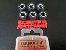 GALETS TEKNO-RACING 15x12mm 7.2Grs  MBK BOOSTER YAMAHA BWS MALAGUTTI / APRILIA