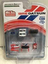 Greenlight 1/64 Bre Datsun #46 Shop Tool Set Mijo Exclusive - 51152