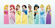 DISNEY PRINCESS ANIMATION GIRL CHILDREN WALL ART CANVAS PICTURE PRINT 20X30INCH