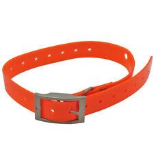 GPS Garmin DC40 Dog Tracking Collar Astro 220 Astro 320 Cinturino Impermeabile Arancione