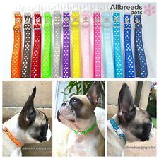 Allbreeds Pets Puppy I.D Whelping Collars, Adjustable Bands Dog Breeding Kit set