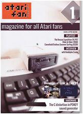 ATARI  FAN Magazine   01/2020       <<<    English Edition    >>>