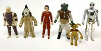 Vintage Star Wars Figures 1977-1984