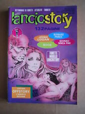 LANCIOSTORY n°34 1980 con inserto OFFSTORY THE CRUSABERS ed. Eura  [G514]