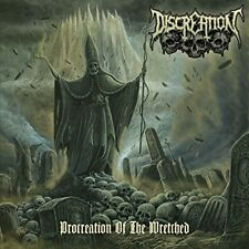 Discreation-procreation of the Wretched CD NUOVO