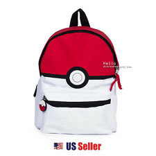 "KIDS Nintendo Pokemon Pokeball 12"" Small School Backpack"