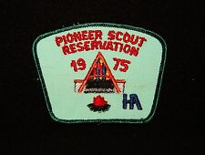 BOY SCOUT  PIONEER SCOUT RES  75  PP   TOLEDO A.C.  OHIO