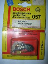 PEUGEOT 404-504-VW COCCINELLE-KARMANN JEU DE CONTACTS 057 NEUF D'EPOQUE