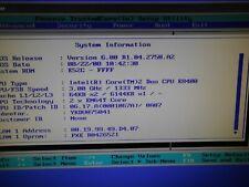Fujitsu Siemens esprimo p3510 200 GB-Hdd, 2gb-ddr2-ram, DVD-Brenner