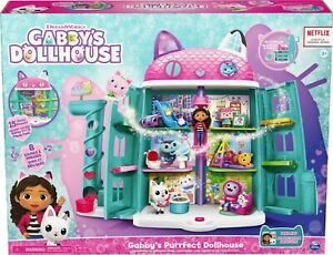 Netflix's Gabby's Purrfect Dollhouse by DreamWorks, New in Sealed Box