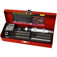 "K Tool International KTI71701 12-pc 1/2"" Drive Professional Impact Driver Set"