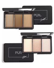 Pur quick Pro portables 2 piece on the go highlighter & contour Palettes~BNIB