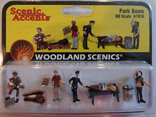 Woodland Scenics Ho #1916 - Park Bums